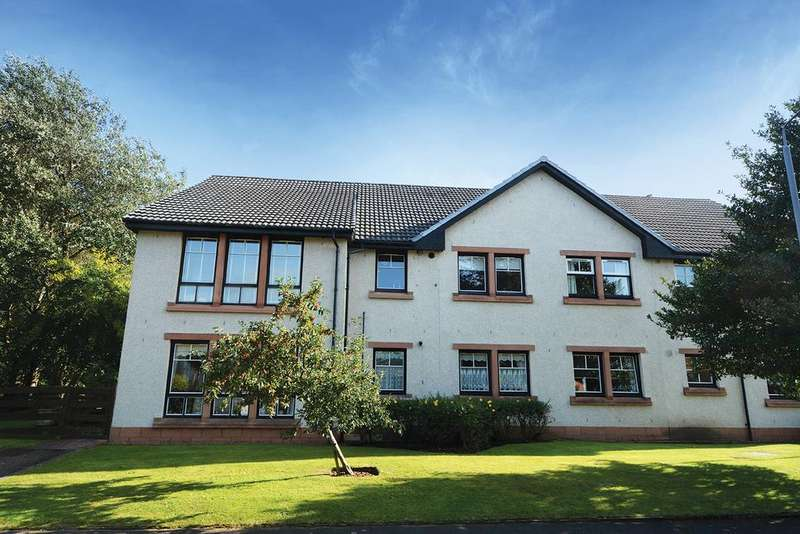 3 Bedrooms Apartment Flat for sale in 1E Towans Court, Prestwick, KA9 2AY