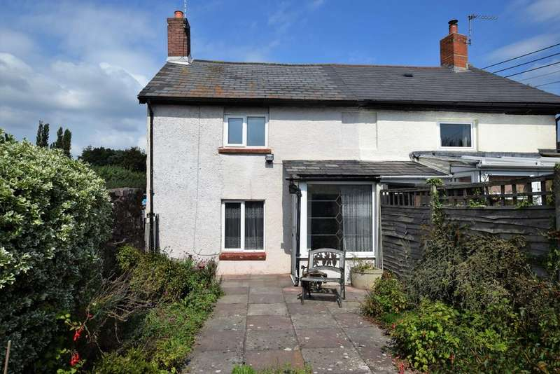 2 Bedrooms House for sale in Exeter Road, Broadclyst, EX5