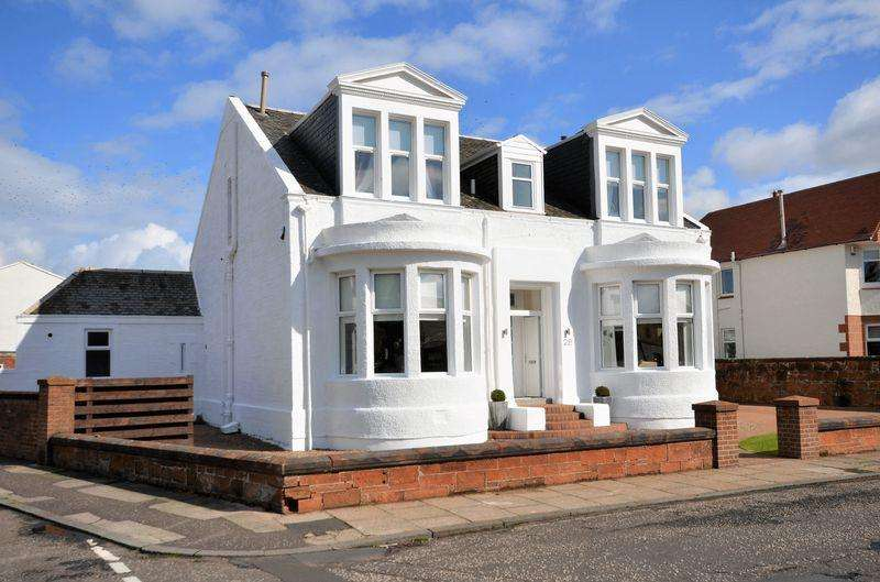 5 Bedrooms Detached Villa House for sale in 28 Seabank Road, Prestwick, KA9 1QS