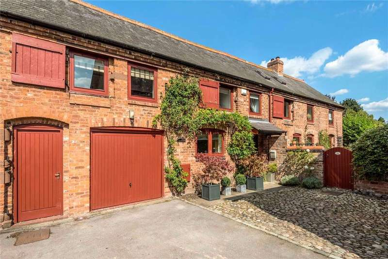 4 Bedrooms Semi Detached House for sale in Green Farm, The Green, Chester, CH4