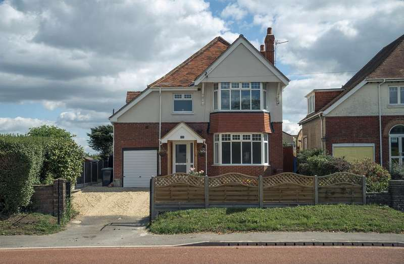 5 Bedrooms Detached House for sale in London Road, Widley , Waterlooville PO7