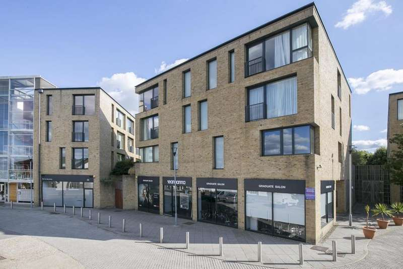 2 Bedrooms Flat for sale in Bennents Courtyard, Watermill Way, Colliers Wood, SW19