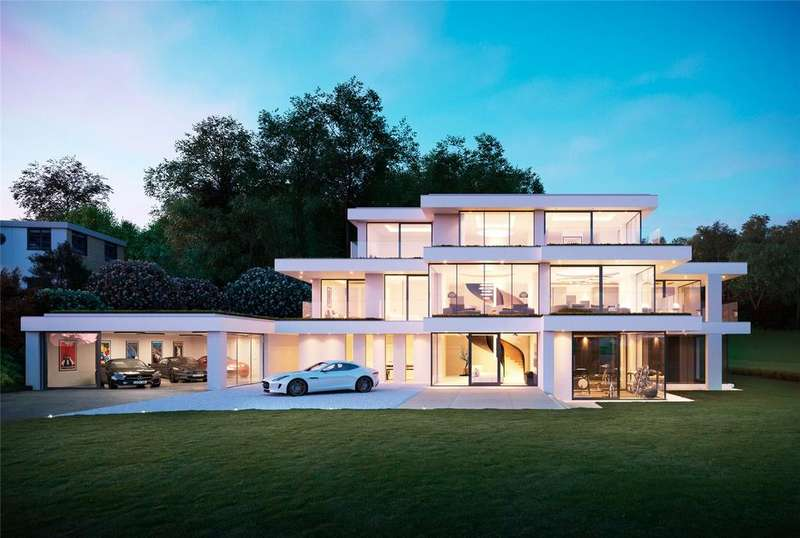 5 Bedrooms Detached House for sale in Cliff Road, Hythe, Kent, CT21