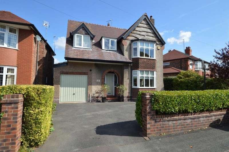 4 Bedrooms Detached House for sale in 29 Denbury Avenue, Stockton Heath, Warrington, WA4