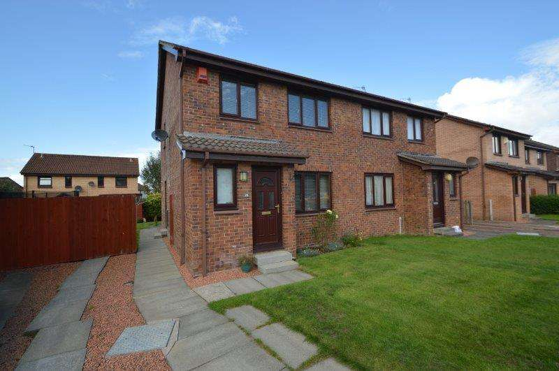 3 Bedrooms Semi Detached House for sale in Spallander Road, Troon, South Ayrshire, KA10 7JY