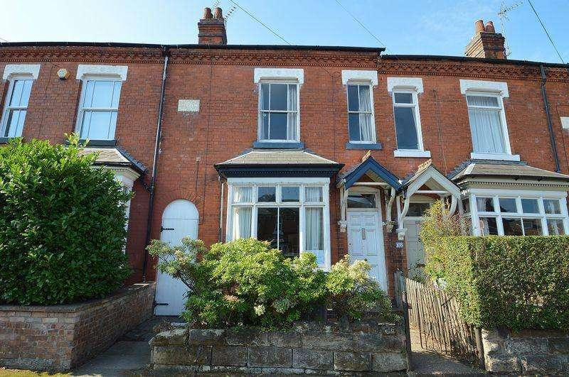 4 Bedrooms Terraced House for sale in Springfield Road, Kings Heath, Birmingham, B14