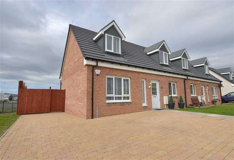 3 Bedrooms Semi Detached Bungalow for sale in Rootes Grove, Paisley