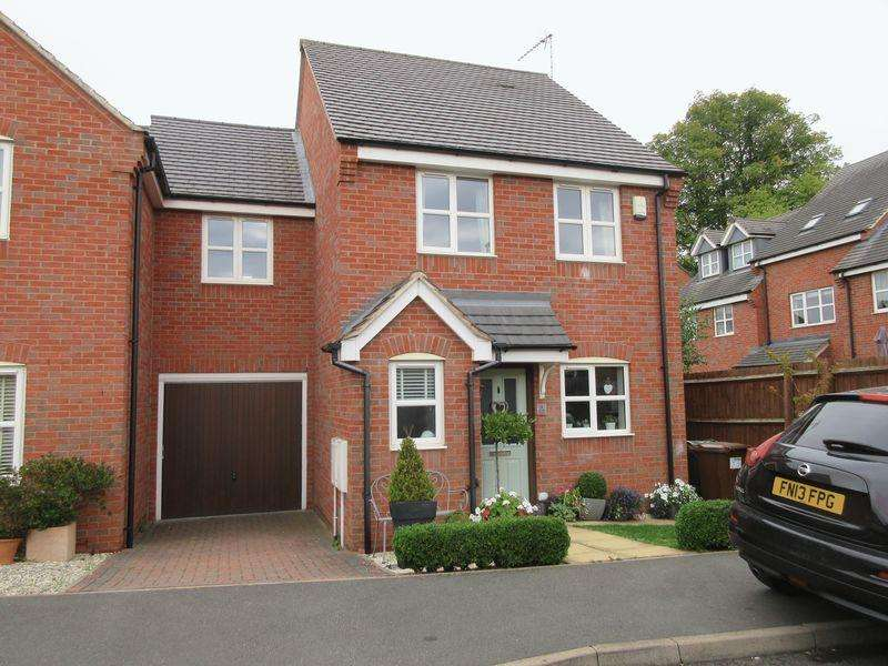 3 Bedrooms Link Detached House for sale in Toon Close, Mountsorrell