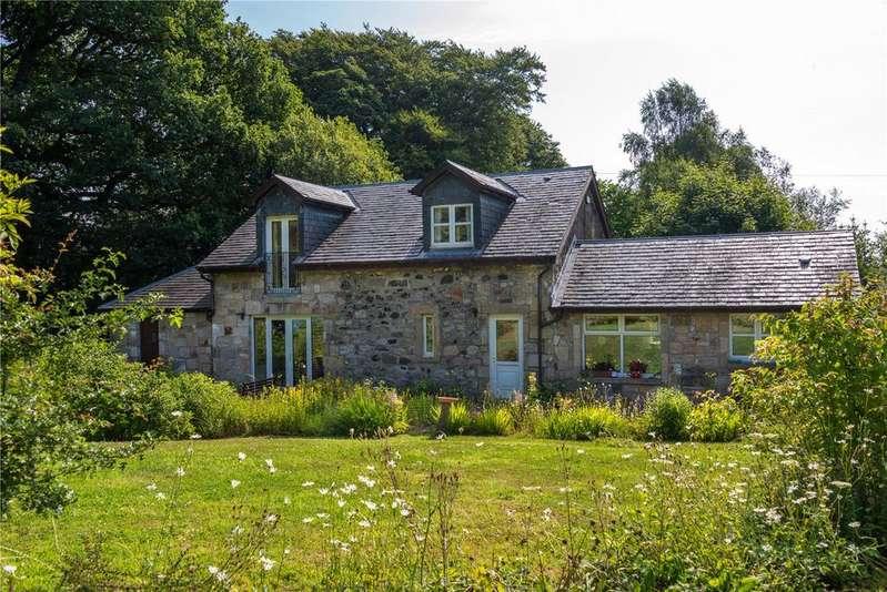 3 Bedrooms Detached House for sale in Garvald House, By Fankerton, Denny, Stirlingshire