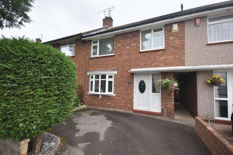 3 Bedrooms Terraced House for sale in The Folly Downend