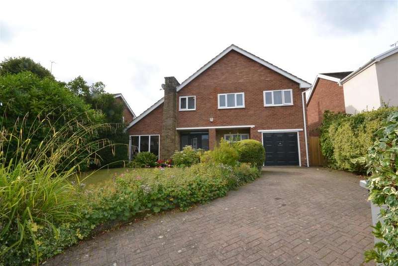 4 Bedrooms Detached House for sale in Raby Drive, Raby Mere, Wirral