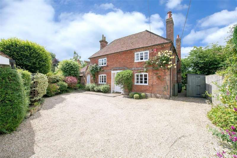 4 Bedrooms Detached House for sale in Cheriton, Hampshire, SO24