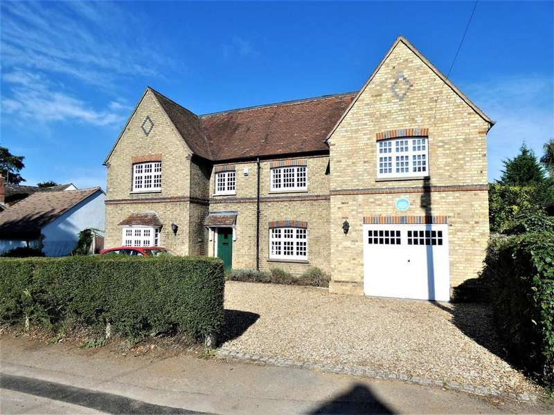 5 Bedrooms Detached House for sale in Church Road, Harlington