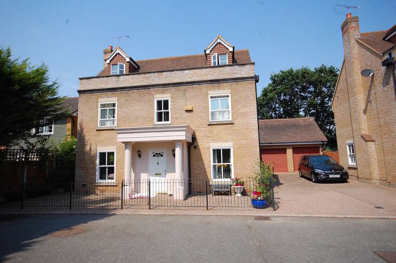 5 Bedrooms Detached House for sale in The Leys, Off Springfield Road, Chelmsford, CM2