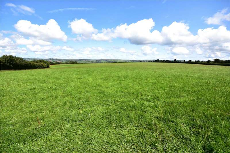 Land Commercial for sale in Knowstone, South Molton, Devon, EX36