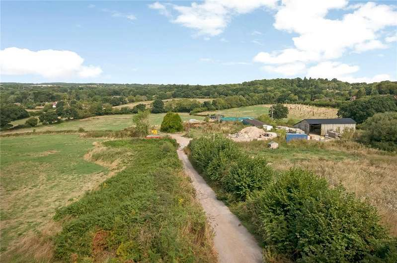 Land Commercial for sale in Frenches Lane, Shootash, Romsey, Hampshire, SO51