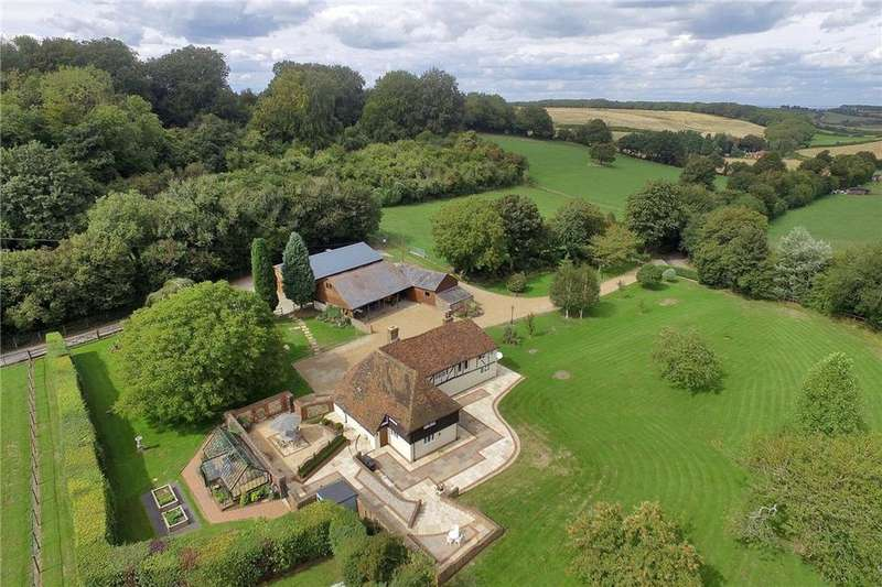 3 Bedrooms Detached House for sale in South Green, Nr Maidstone, Kent, ME9