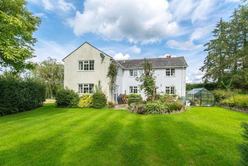 4 Bedrooms Detached House for sale in Sharlands Lane, Blackboys, Uckfield