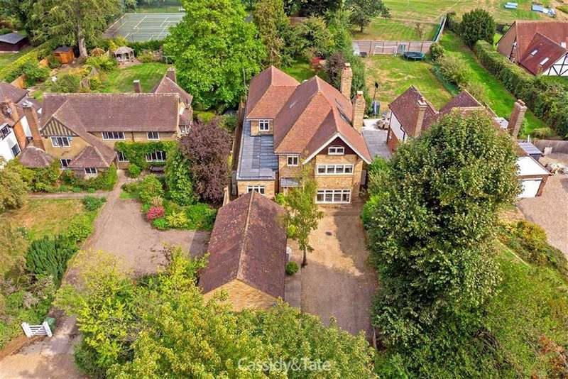 5 Bedrooms Detached House for sale in Townsend Drive, St Albans, Hertfordshire