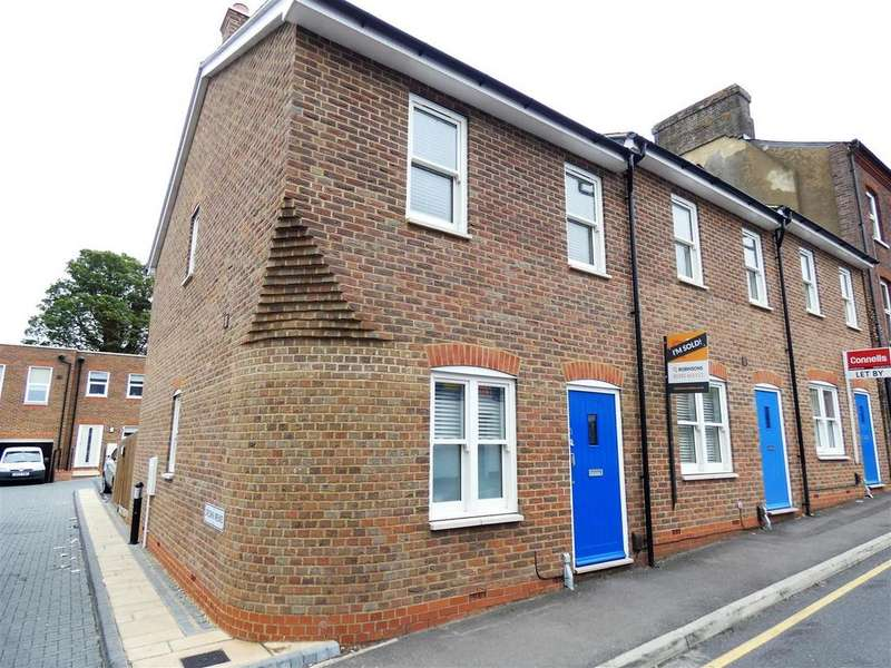 2 Bedrooms End Of Terrace House for sale in Regent Street, Dunstable