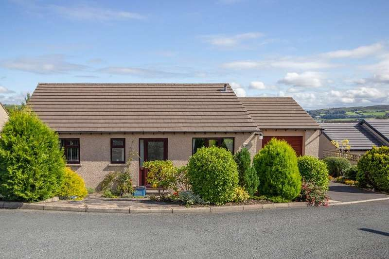 2 Bedrooms Detached Bungalow for sale in 11 Collin Hill, Kendal