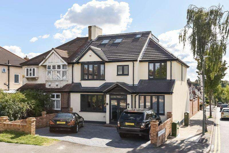 5 Bedrooms Semi Detached House for sale in Arbuthnot Lane, Bexley