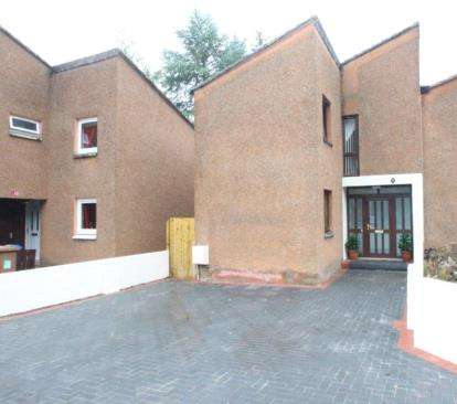 3 Bedrooms End Of Terrace House for sale in Brent Place, Glenrothes