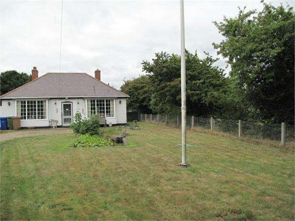 3 Bedrooms Detached Bungalow for sale in Runnells, Withernsea Road, Holmpton, Withernsea, East Riding of Yorkshire