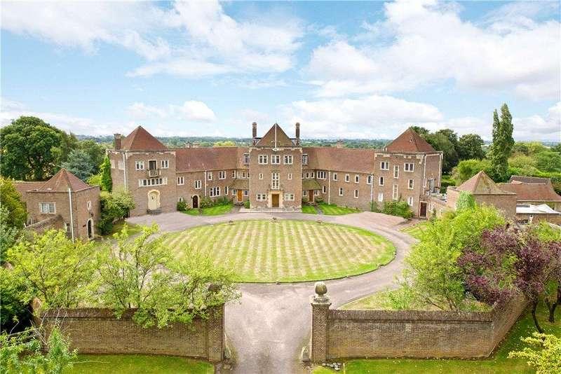 5 Bedrooms Unique Property for sale in Little Horwood Manor, Little Horwood, Milton Keynes, Buckinghamshire