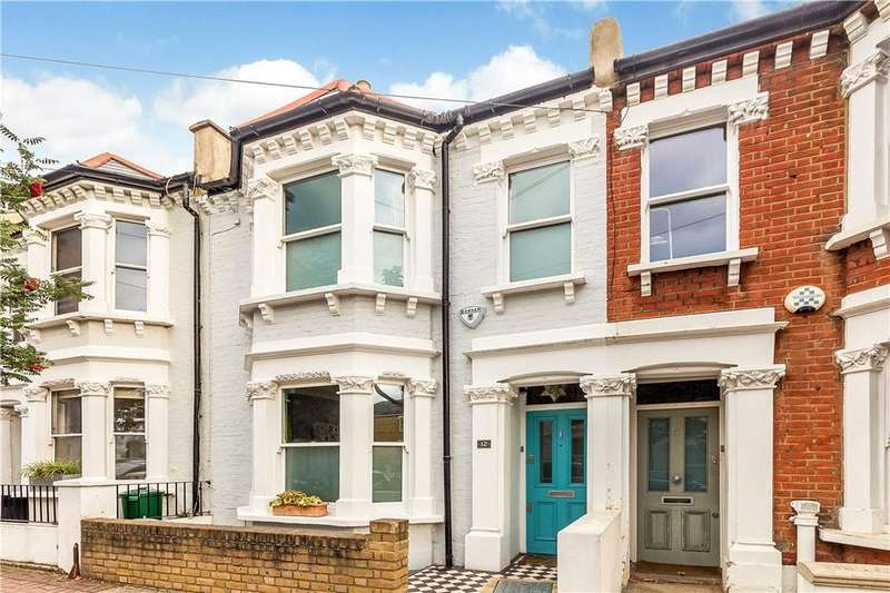5 Bedrooms Terraced House for sale in Chatto Road, London, SW11