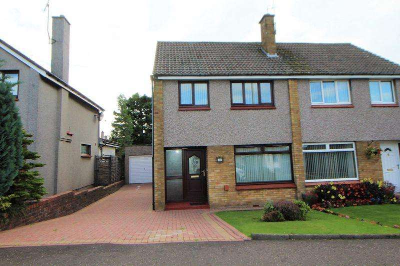 3 Bedrooms Semi-detached Villa House for sale in Turnberry Drive, Kirkcaldy