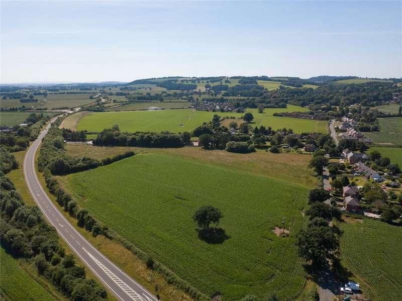 Unique Property for sale in Lot 2: Land At Station Road, Hodnet, Market Drayton, Shropshire, TF9