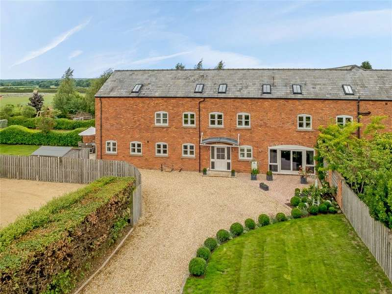 4 Bedrooms Barn Conversion Character Property for sale in Peel Hall Park, Peel Hall Lane, Ashton, Chester