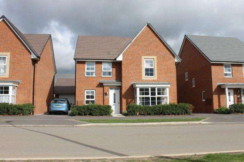 4 Bedrooms Detached House for sale in Topiary Road, Nuneaton, CV10 0FS