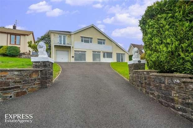 4 Bedrooms Detached House for sale in Penyfai Lane, Llanelli, Carmarthenshire