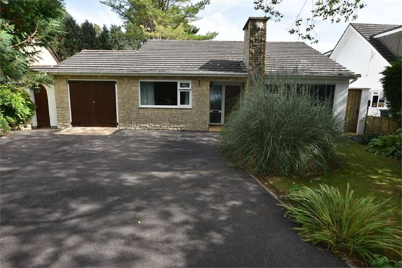 3 Bedrooms Detached Bungalow for sale in Flax Bourton Road, Failand, Bristol, North Somerset