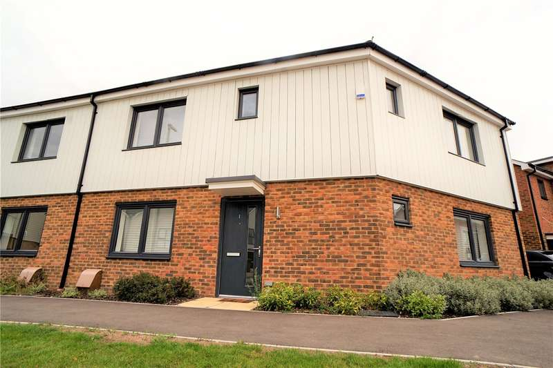 3 Bedrooms Semi Detached House for sale in Stigand Lane, Greenhithe, Kent, DA9