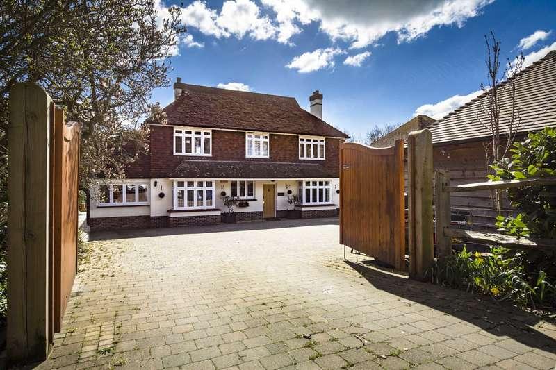 4 Bedrooms Detached House for sale in London Road, Tunbridge Wells