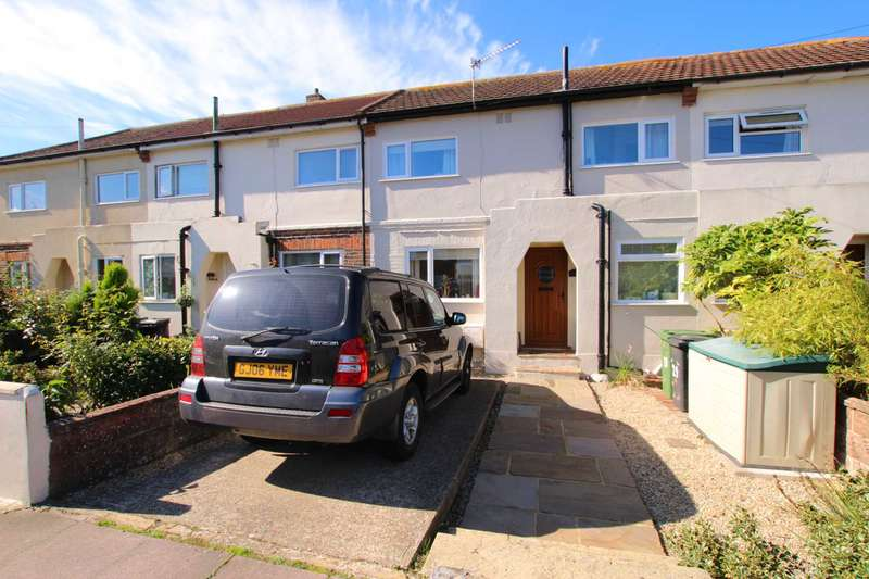 3 Bedrooms Terraced House for sale in Wilton Avenue, Eastbourne, BN22 9HS