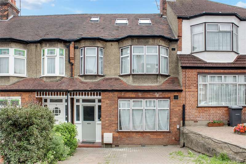5 Bedrooms Terraced House for sale in Blake Road, Bounds Green, London