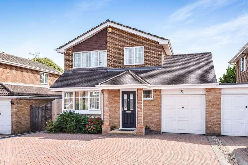 3 Bedrooms Detached House for sale in Lavender Road, Kempshott, Basingstoke, RG22