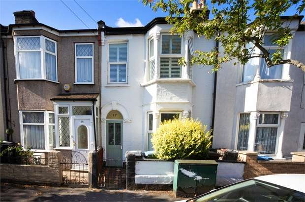 3 Bedrooms Terraced House for sale in Acacia Road, Walthamstow, London