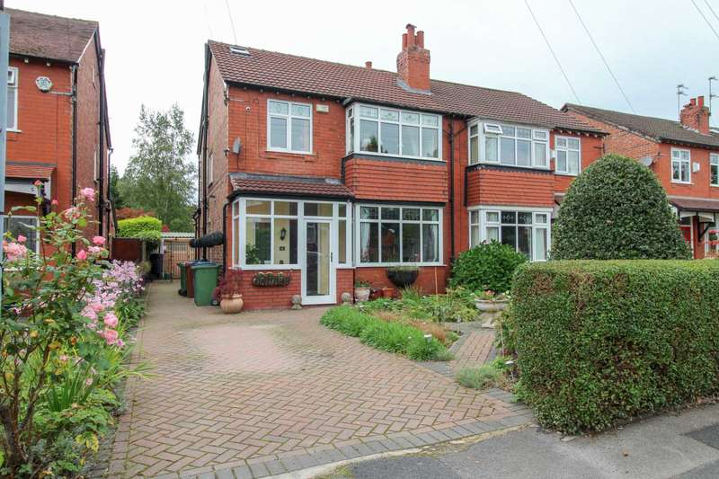 4 Bedrooms Semi Detached House for sale in LOWLAND ROAD, Woodsmoor