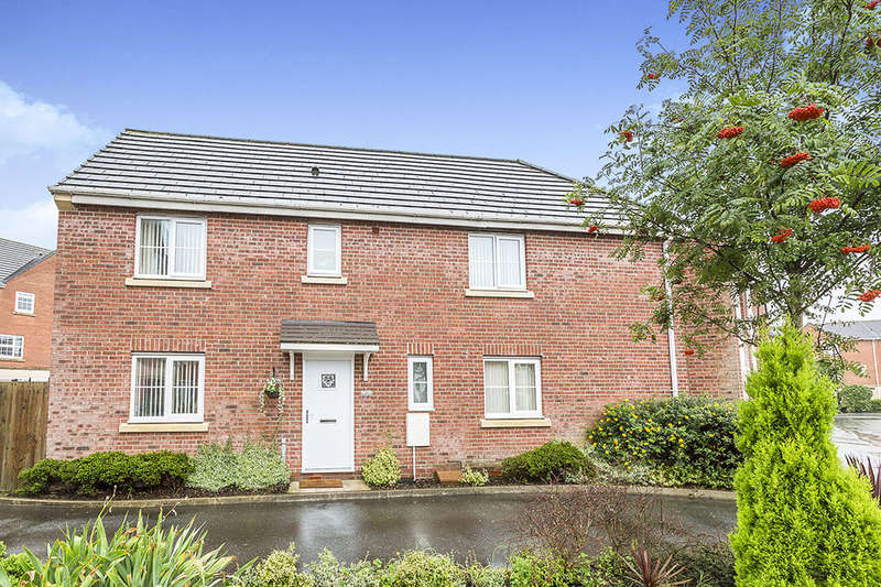 3 Bedrooms Terraced House for sale in Baker Close, Buckshaw Village, Chorley, PR7