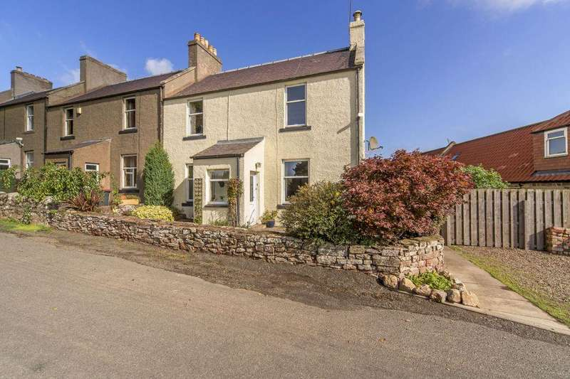 3 Bedrooms End Of Terrace House for sale in 4 Leehouses Cottages, Gifford, EH41 4JP