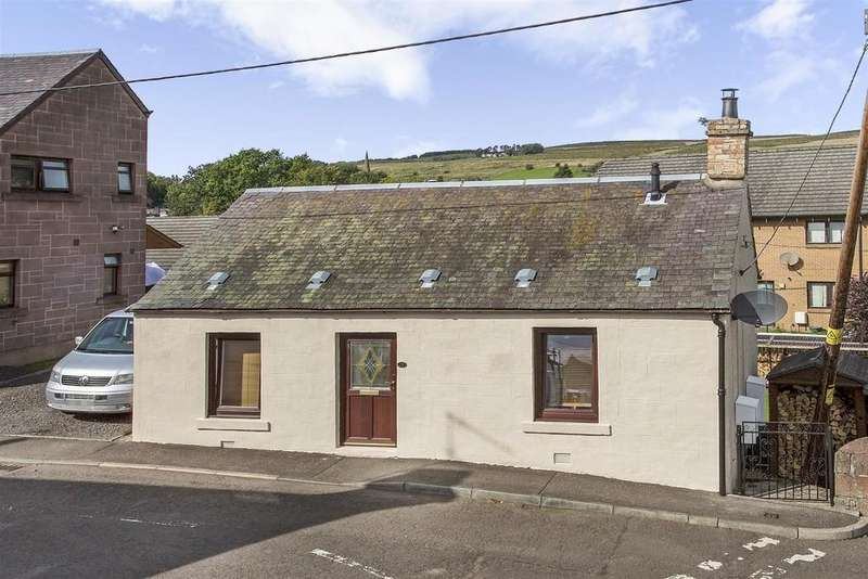 2 Bedrooms Cottage House for sale in Cairnleith Street, Alyth