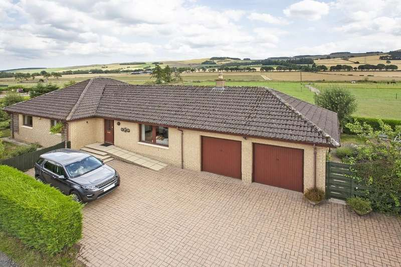 3 Bedrooms Detached Bungalow for sale in Kirkinch, Meigle, Blairgowrie