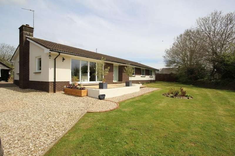 5 Bedrooms Detached Bungalow for sale in CHULMLEIGH