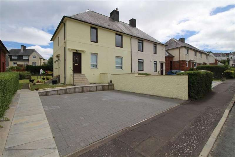 2 Bedrooms Flat for sale in Rodney Road, Gourock
