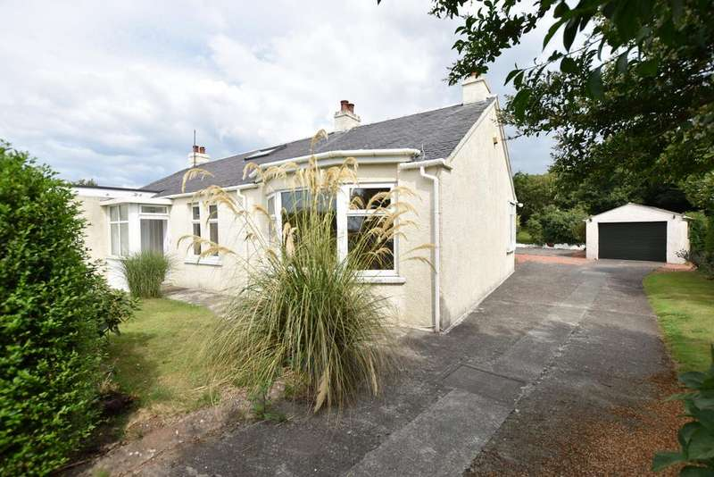 3 Bedrooms Detached Bungalow for sale in 4 Maidens Road, Turnberry, KA26 9LS